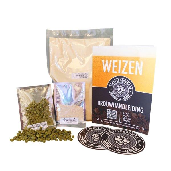 Ingrediëntenpakket-Weizen