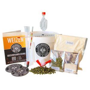 Plus-Weizen-Bierbrouwpakket