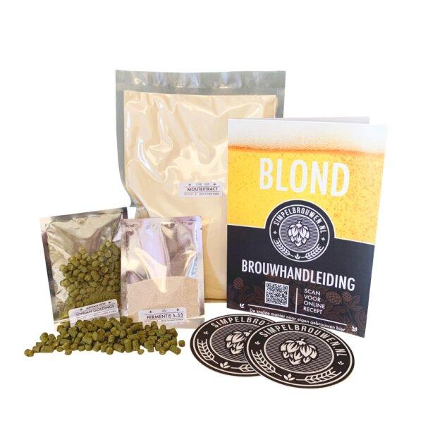Ingrediënten-pakket-Blond