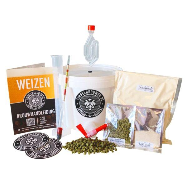 Simpel-Weizen-Bierbrouwpakket