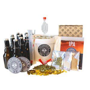 Cadeaubox-IPA-Bierbrouwpakket