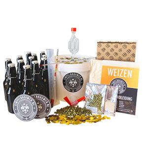 Cadeaubox-Weizen-Bierbrouwpakket