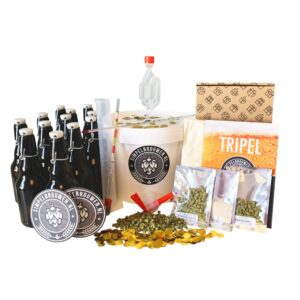 CAdeaubox-Tripel-Bierbrouwpakket