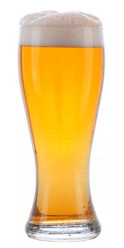 Blondbier-glas